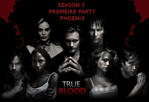 True Blood 30-Night Fangathon: Night 19True Blood Season 5 Premiere Party PotentialI'm not sure I feel like celebrating the Start of True Blood's fifth season for any reason other than the fact that it is NOT Season Four. That being said, I enjoyed my recent excursion into the fandom in Phoenix so much that…I am considering a Premiere Party.Now before you get all excited, let's be clear: I am not affiliated with nor endorsed by HBO, True Blood, Kristin Bauer van Straten or Charlaine Harris. This is strictly a fangirl exercise, and it is in the very early stages. The only reason I'm mentioning it at all is because I'm curious about how many truebies in the Phoenix area would be interested in getting together and watching the premiere of Season 5 in one place. So here's what I need you Phoenix truebies to do: Send me a DM or Mention (@TB_PamR) and let me know if the idea interests you. If it does, and you would be interested in helping organize things I'd like to know that as well (especially if you can go out during the daylight hours -smirks-). That's it. If enough people indicate they are interested in a Premiere Party by May 31, 2012, I'll look into it further. If no one expresses any  interest, I'll throw the idea out with last season's Manolos.