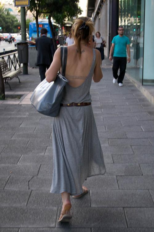 Summerdress Madrid Street Style
