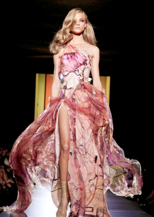Versace Haute Couture SS13