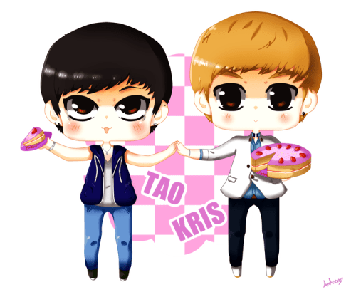 Cake Taoris by ~Chopper-chan