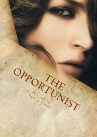 The Opportunist by Tarryn FisherBook description (via Amazon):Olivia Kaspen has just discovered that her ex -boyfriend, Caleb Drake, has lost his memory. With an already lousy reputation for taking advantage of situations, Olivia must decide how far she is willing to go to get Caleb back. Wrestling to keep her true identity and their sordid past under wraps, Olivia's greatest obstacle is Caleb's wicked, new girlfriend; Leah Smith. It is a race to the finish as these two vipers engage in a vicious tug of war to possess a man who no longer remembers them. But, soon enough Olivia must face the consequences of her lies, and in the process discover that sometimes love falls short of redemptionA freakin PLUS! A+:Tarryn Fisher did an amazing job with this book. I was pulled into the story from the start. Early on, we learn that Olivia is a very damaged character. The story is written from her POV and it is written so well that I could almost feel the heartbreak and sadness that Olivia was going through; depression, hope, guilt, etc.Toward the middle of the book, Olivia starts to shut herself down. She lives her life like a robot on auto-pilot. The author does an outstanding job in getting the reader to feel this by changing her writing style to match this time of Olivia's life. The reader is left to ponder that Olivia isn't happy or sad, she's just living without really living.She's so emotionless and you can feel it through Fisher's writing.It's amazing how the author literally got my heart to ache for Caleb and Olivia. I loved the two characters. I was rooting for Caleb and Olivia's relationship and rooting for them to both grow and progress into good people.