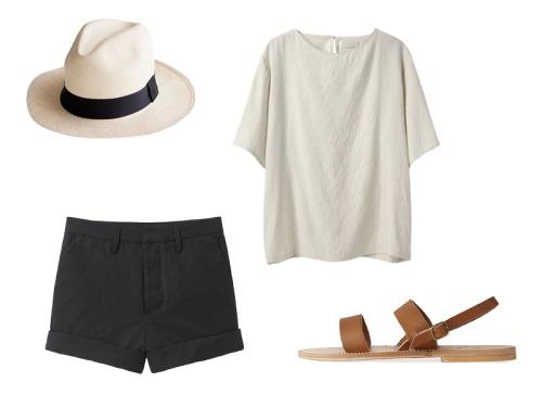 thethinkingtank:  simple summer