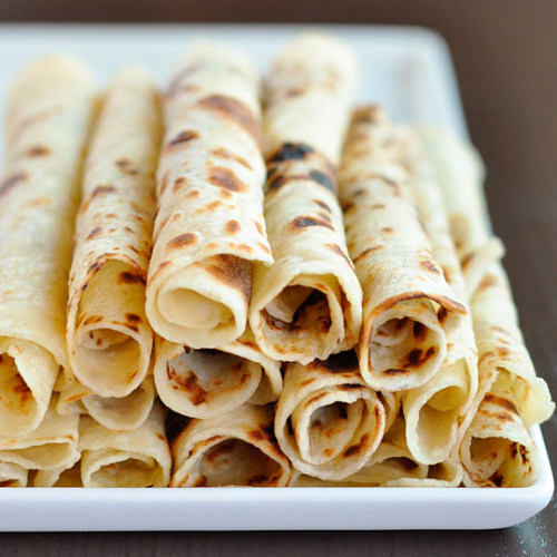 Norwegian Potato Lefse ~ Made with leftover mashed potatoes