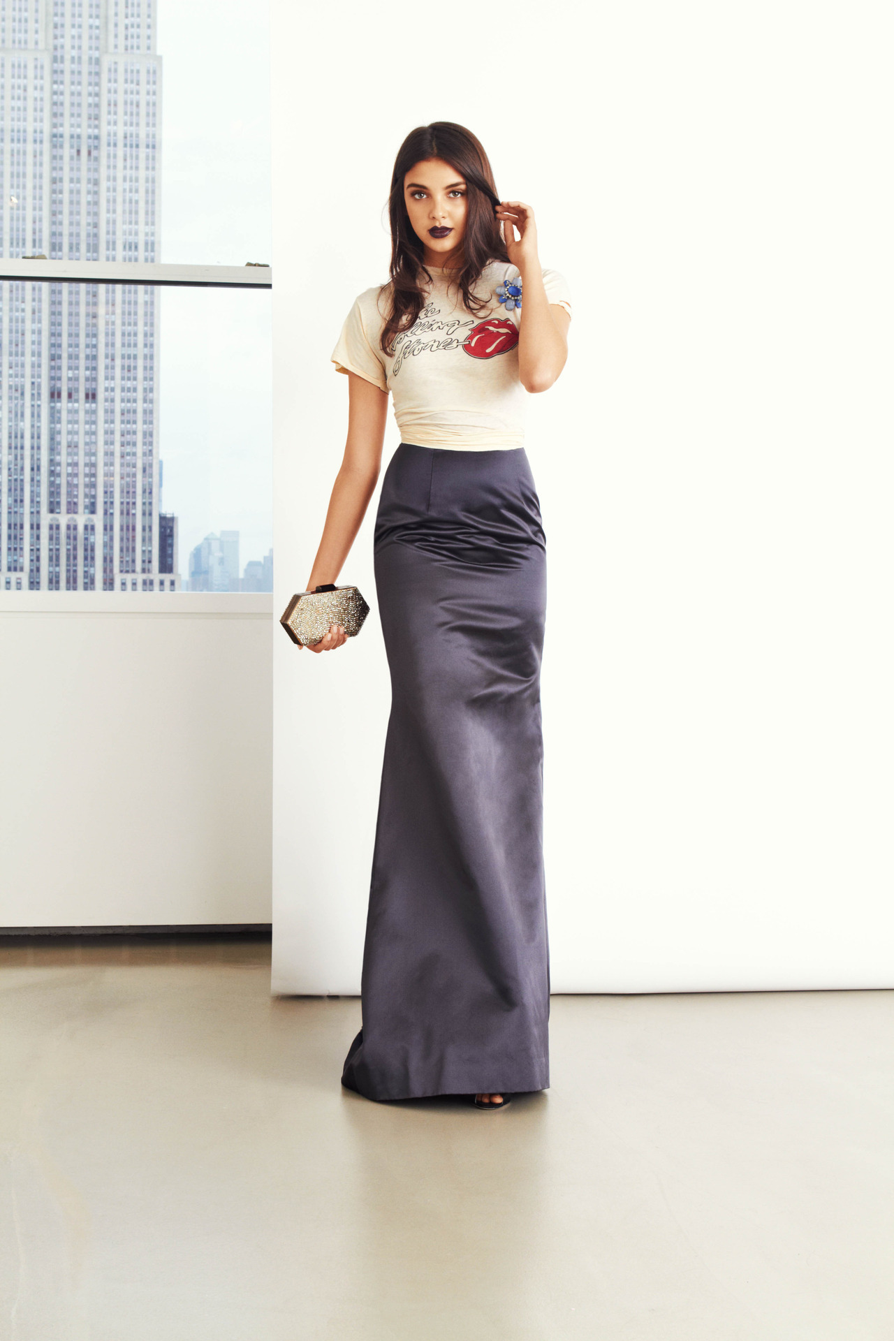 oscarprgirl:this is a new thing. check out my shoot on oscardelarenta.com