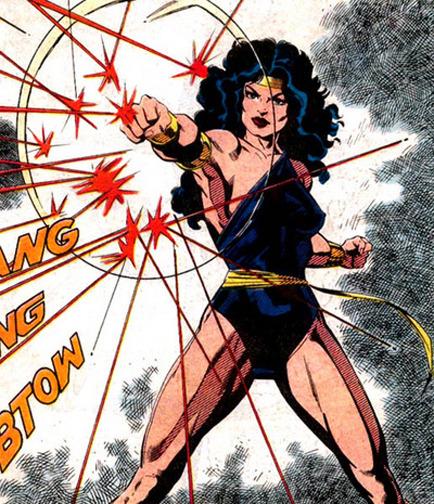 Zarda the Power Princess Marvel