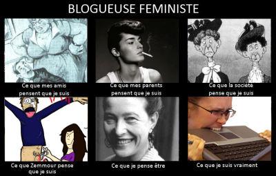 Blogueuse féministe