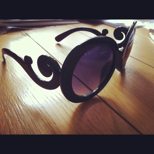 My new sunglasses came today, i'm so happy with them!