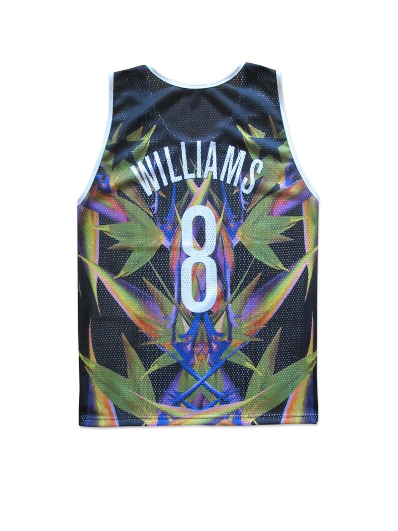 *Wil Fry的主場球衣:布魯克林天堂鳥隊 3