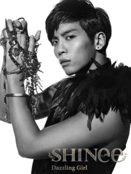 Jonghyun's Teaser for Dazzling Girl