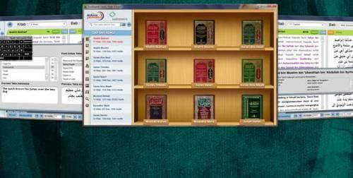 Tampilan Kitab Hadits Online Terjemah Indonesia