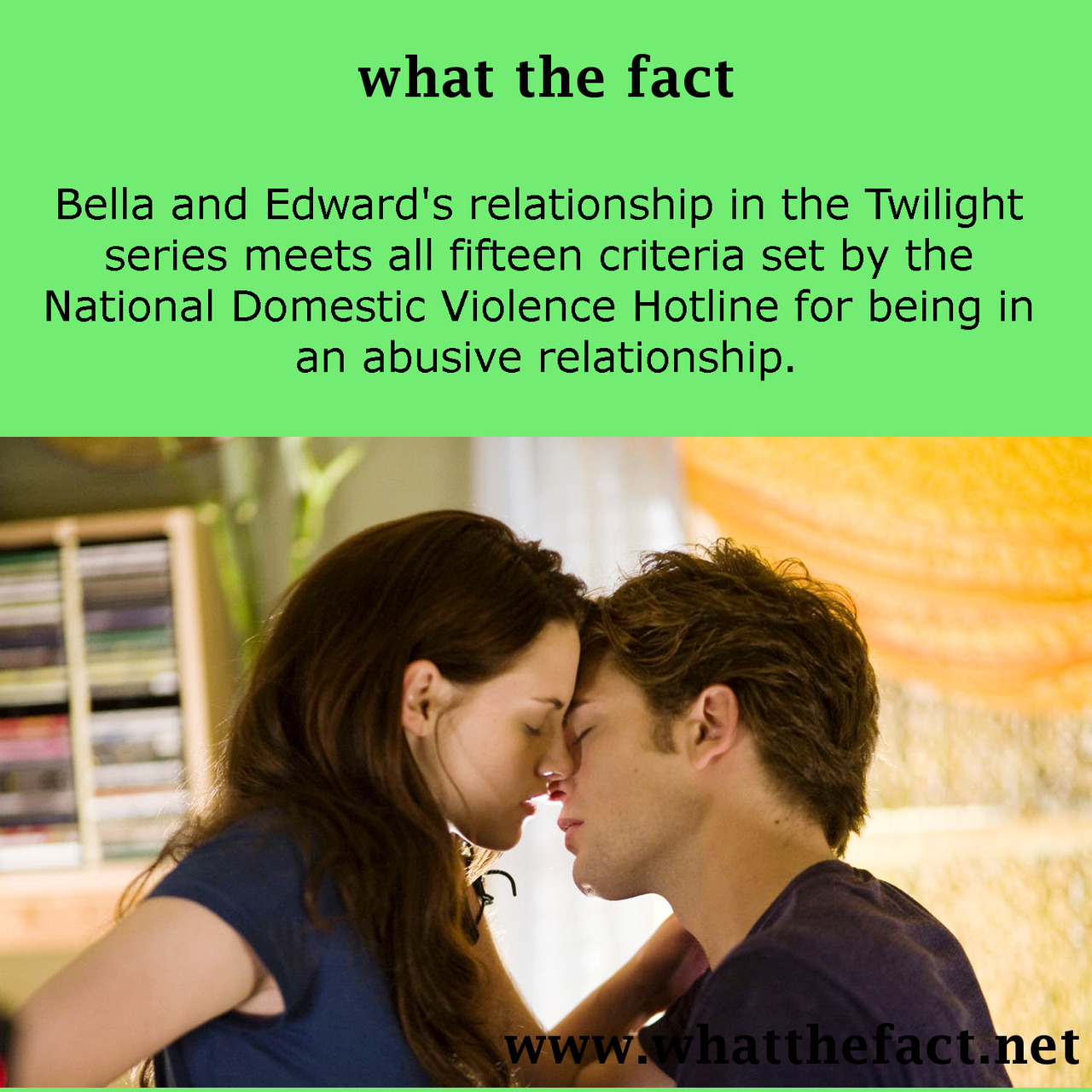 Why Teens Shouldn T Read Twilight