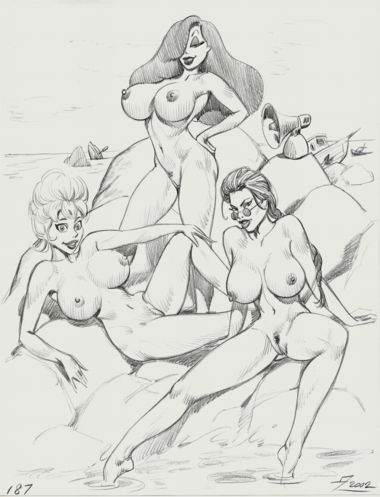 julius zimmerman drawings