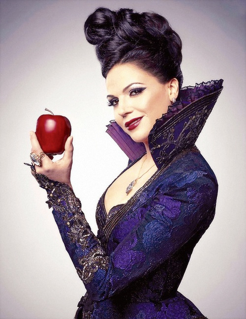 Lana Parilla as Evil Queen Regina from OUaT