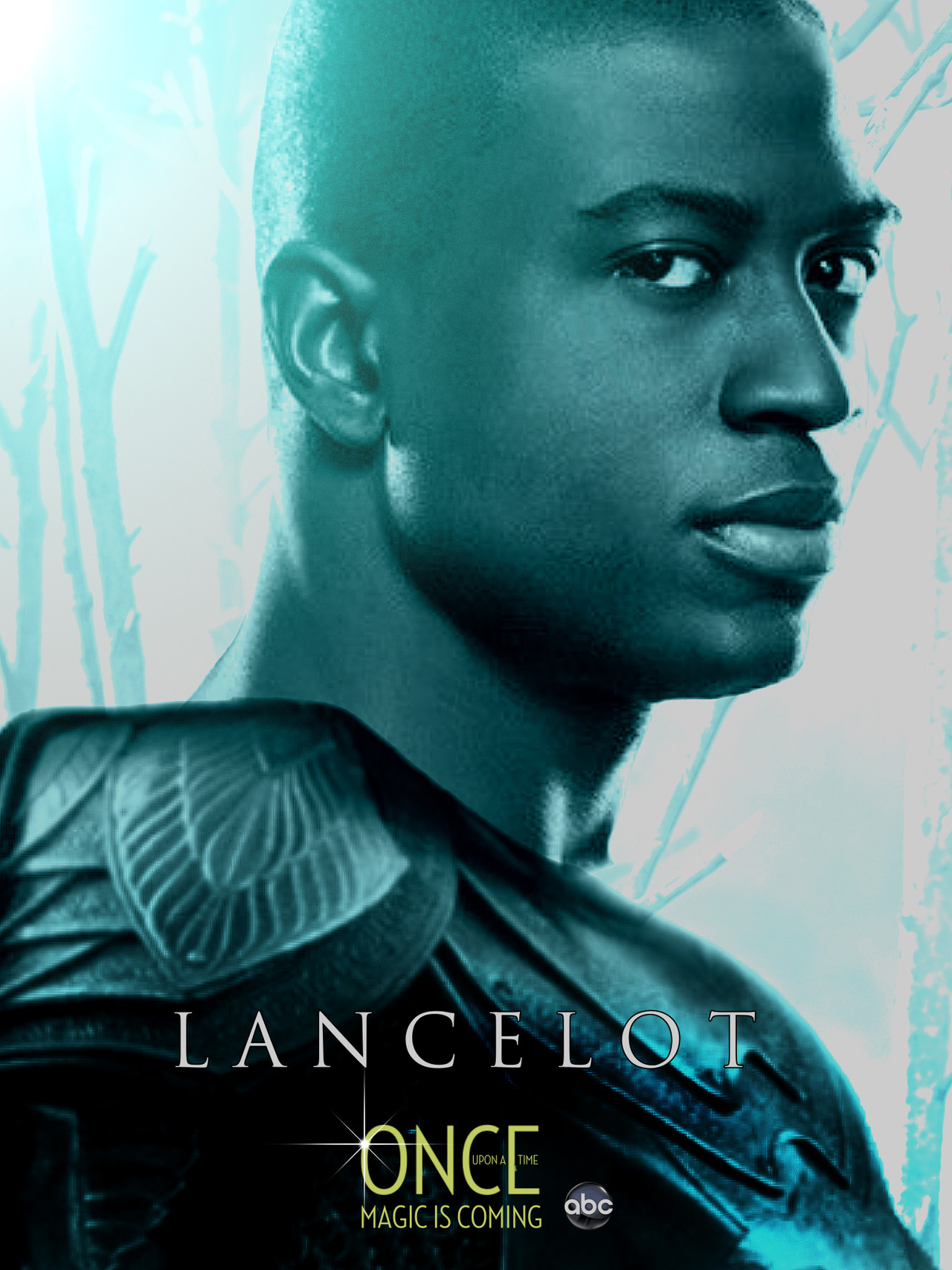"Promotional picture of Lancelot from ""Once Upon a Time"""
