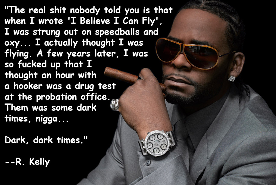 R Kelly Quotes About Love