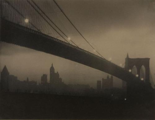 Nocturne, circa 1912, by Karl Struss