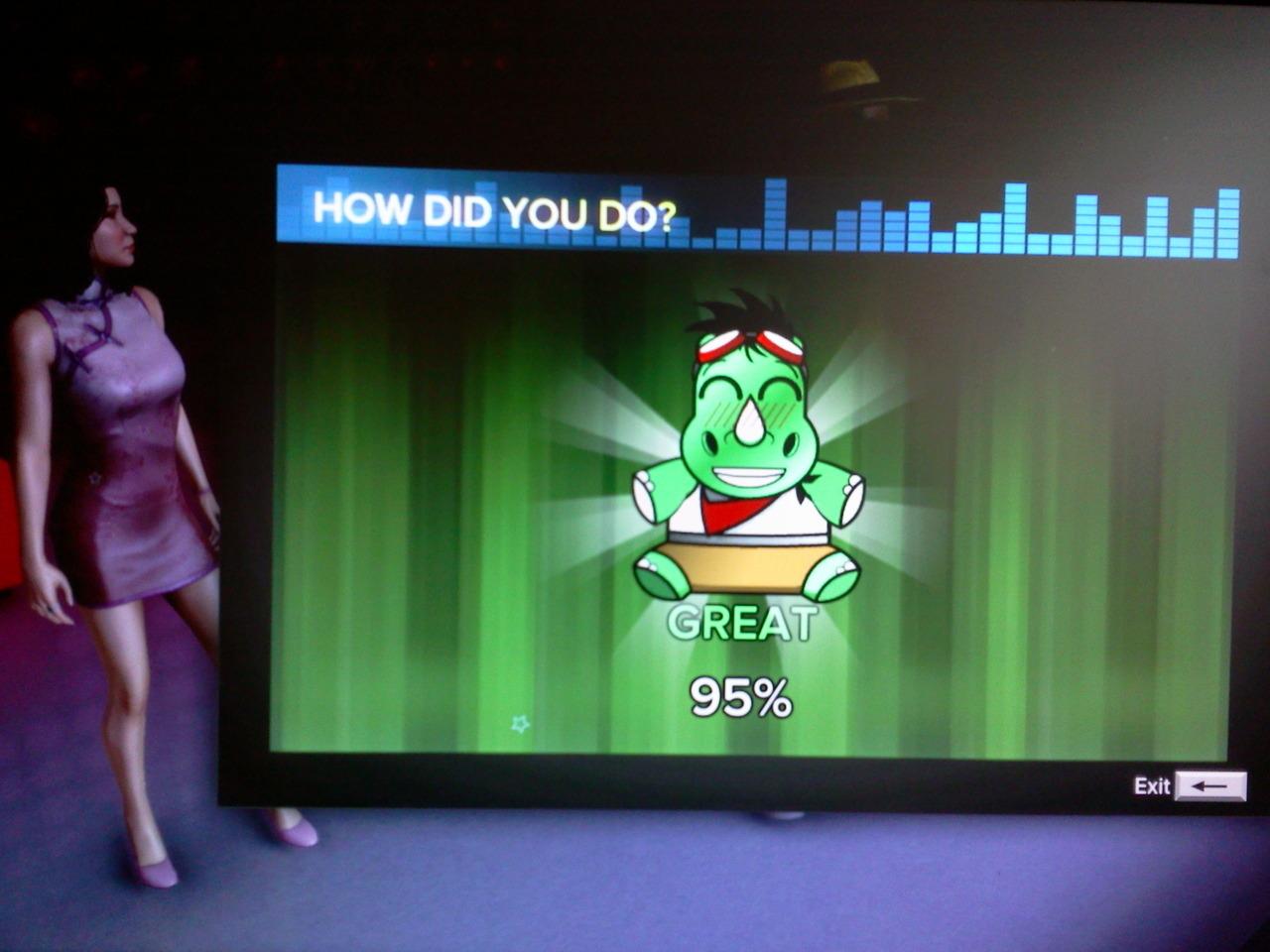 Karaoke in Hong-Kong: Did you see that ludicrous display last night?