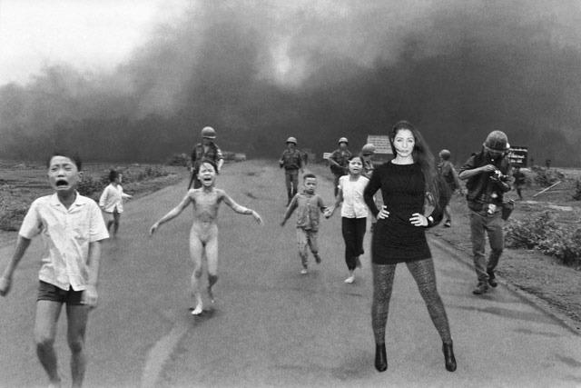 Guerra do Vietnã, Vietnã (1972).
