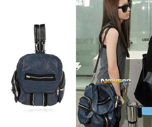 cre: fxfashion (Amber had also worn this bag before ^^)