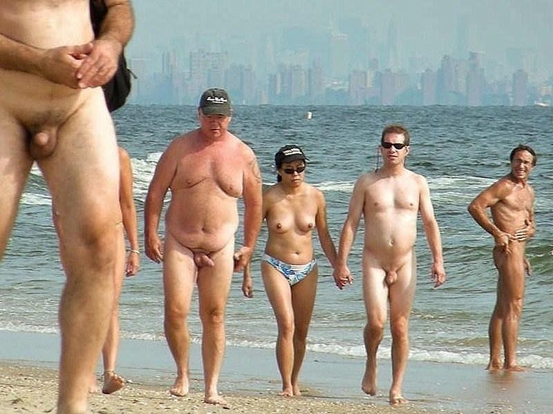 nude beach erections tumblr