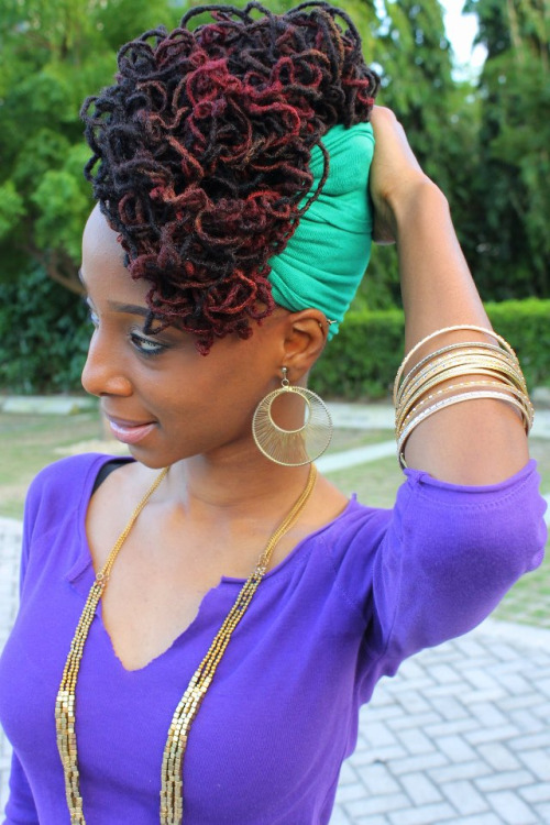 Peachy 101 Ways To Style Your Dreadlocks Art Becomes You Short Hairstyles Gunalazisus