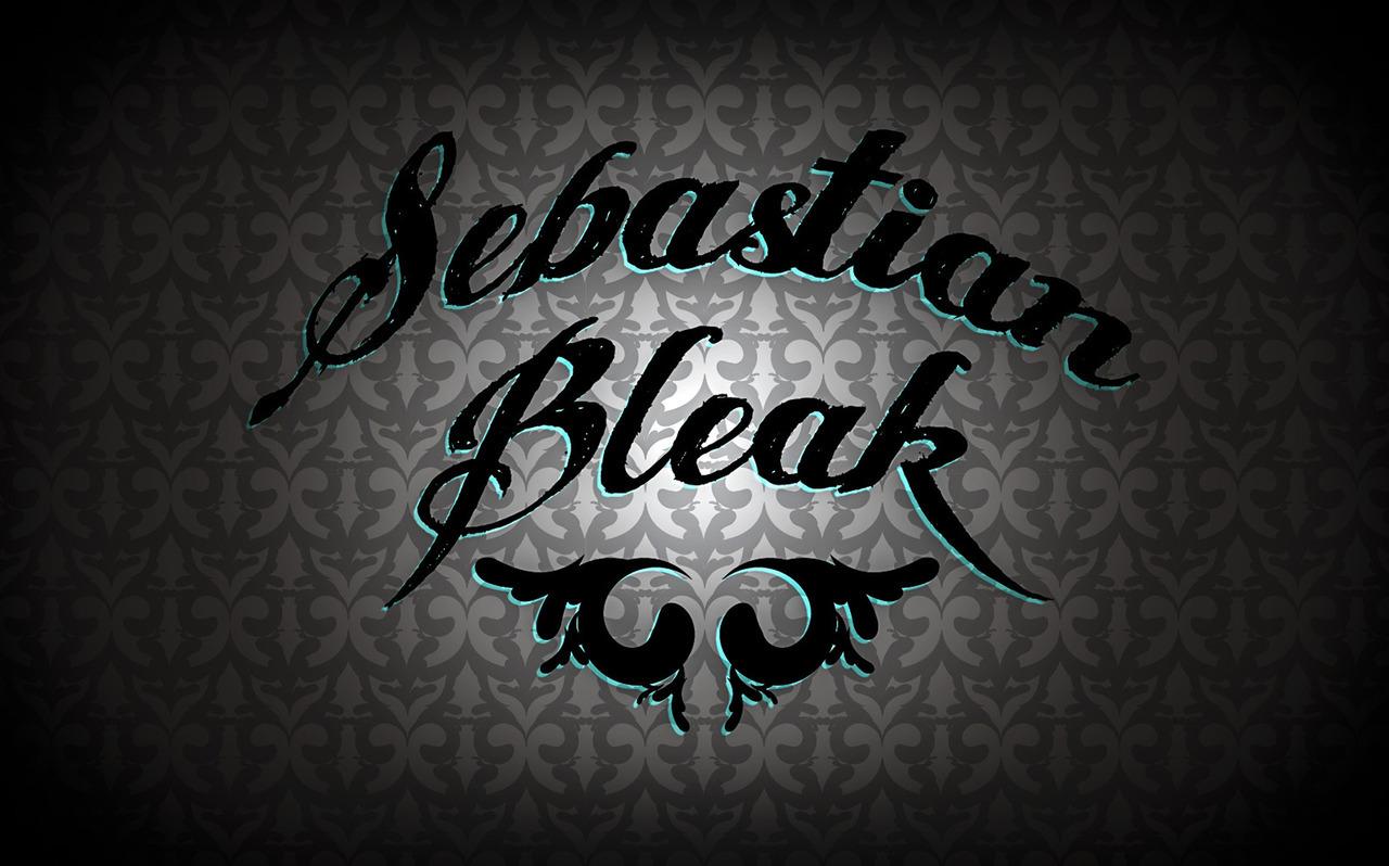 Sebastian Bleak Title Card