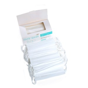 3-Ply face Mask  (White)