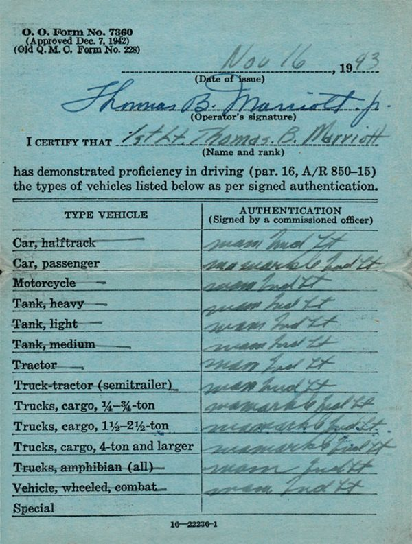 11-16-43-Motor-Vehical-Operator's-Permit---Inside-Cover-