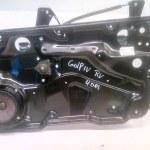 1J4 837 730 N Raammechanisme Rechts Voor Volkswagen Golf 4