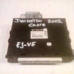 89560-97B66 112200-3560 Ecu Computer Daihatsu Cuore EJ VE (2002)