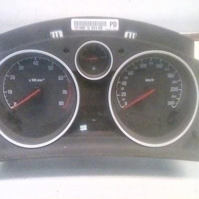13216682 PD Tellerklok/Controle Paneel Opel Astra H