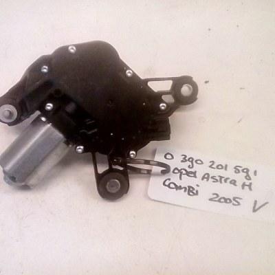 0 390 201 591 Achter Ruitenwisser Motor Opel Astra H Combi
