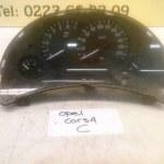 09194496 Tellerklok Opel Corsa C 2001/2004