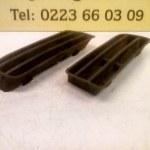 1J0 853 665 B /1J0 853 666 D Bumperroosters Links En Rechts Volkswagen Golf 4 1998/2003