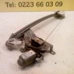 400681 T1 Raammechanisme Rechts Achter Peugeot 206 5 deurs