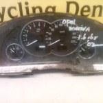 13163917DM Tellerklok Opel Meriva A 1.6 16V 2003