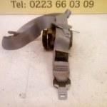 151459 Veiligheidsgordel Links Achter Renault Scenic 1 Kleur Grijs 2001/2003