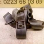 7700429522 D Veiligheidsgordel Rechts Achter Renault Megane Coupe 2001 Kleur Grijs