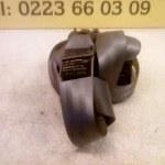3301 9321 Veiligheidsgordel Links Achter Renault megane Coupe 2001 Kleur Grijs