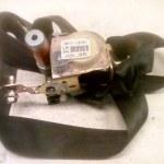 88870-1C800BJ Veiligheidsgordel Links Voor hyundai Getz 2003/2007 Kleur Zwart