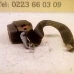 88845 6F810 Veiligheidsgordel Links Achter Nissan Micra K11 Kleur Zwart