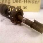 0224432268 Veerpoot / Schokbreker Rechts Voor Opel Astra G 1.6 16V 1998/2003