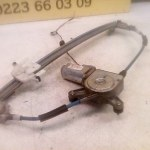 9636619380 Electrisch Raammechanisme Rechts Achter Peugeot 406 Break 1999/2004