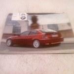 Instructie Boekje BMW 3 E46 Compact 2001/2005