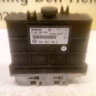 001 927 749 C Automaat Computer Seat Arosa Volkswagen lupo 1998/2003