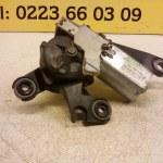 963 866 4980 Achterruitenwissermotor Peugeot 206 2002