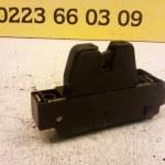 9646091580 Achterklep Slot mechaniek Citroen C5 break 2002