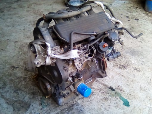 Motor Citroen Peugeot 1.9 Diesel D9B 10CU9L Met 167000 KM