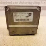 16268377 DELPHI 62 37 797 Computer Opel Astra G X16SZ 2001
