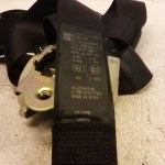 90387481 Veiligheidsgordel Links Voor Opel Corsa B 3 Deurs